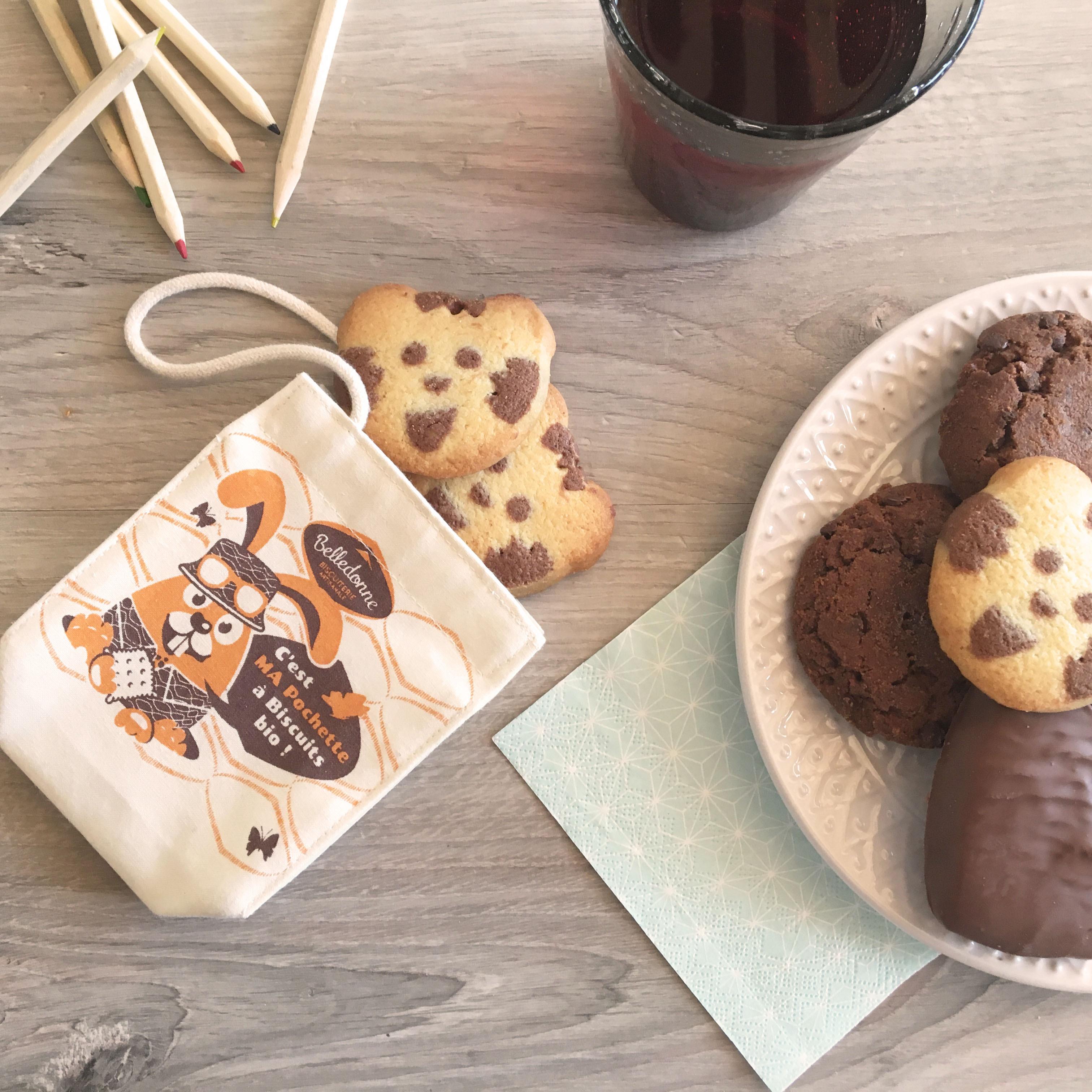 Pochette Biscuits Vrac