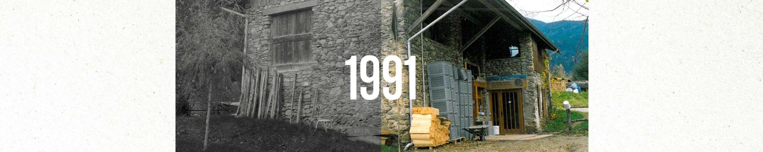 Carrousel Histoire 1991