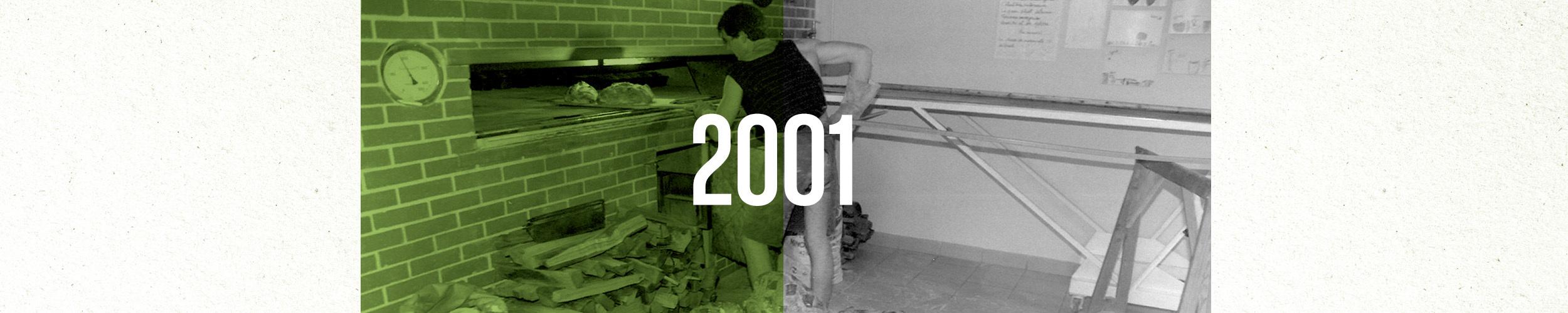 Carrousel Histoire 2001