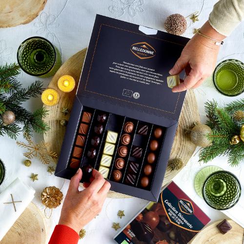 Coffret chocolat blog