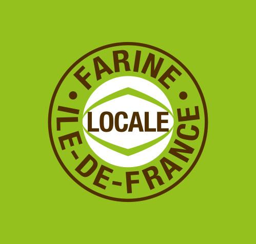 Illus Carrousel Label Farine Idf