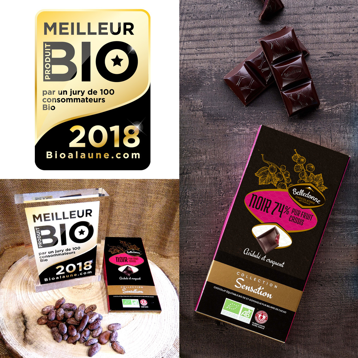 Illus meilleurs produits bio 2018