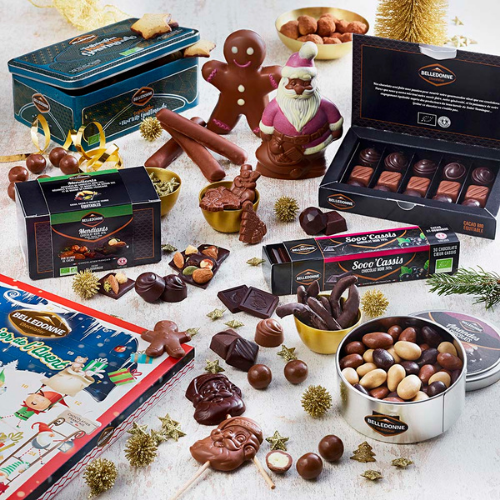 gamme chocolat noël blog