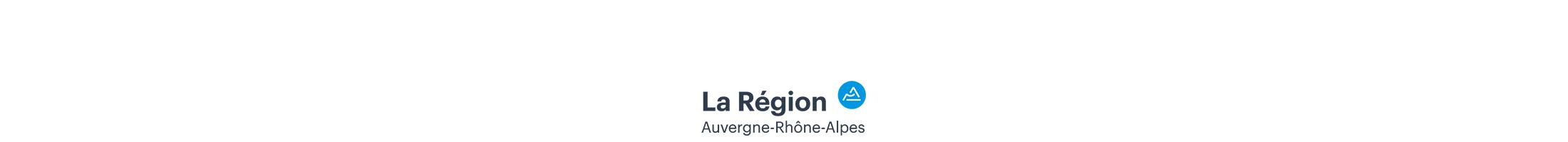 Logo Partenaire Region Auvergne Rhone Alpes Long Petit