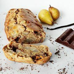 Cake Poire Chocolat @marie Roudiere