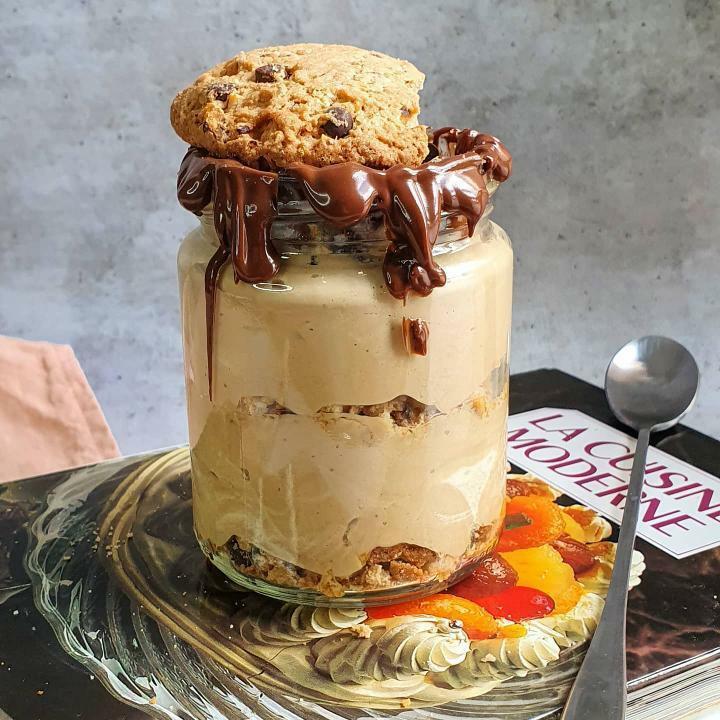 Creme Cafe Cookie @ohlemonde