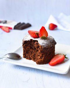 Gateau Chocolat Courgette @squats Et Aromates