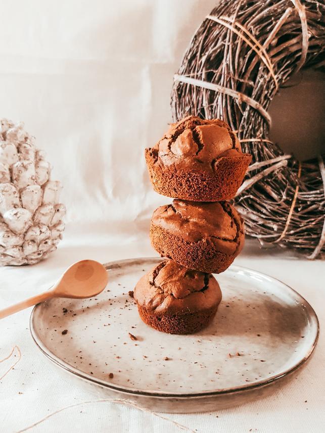 Muffins Choco @saisons Vitaminees