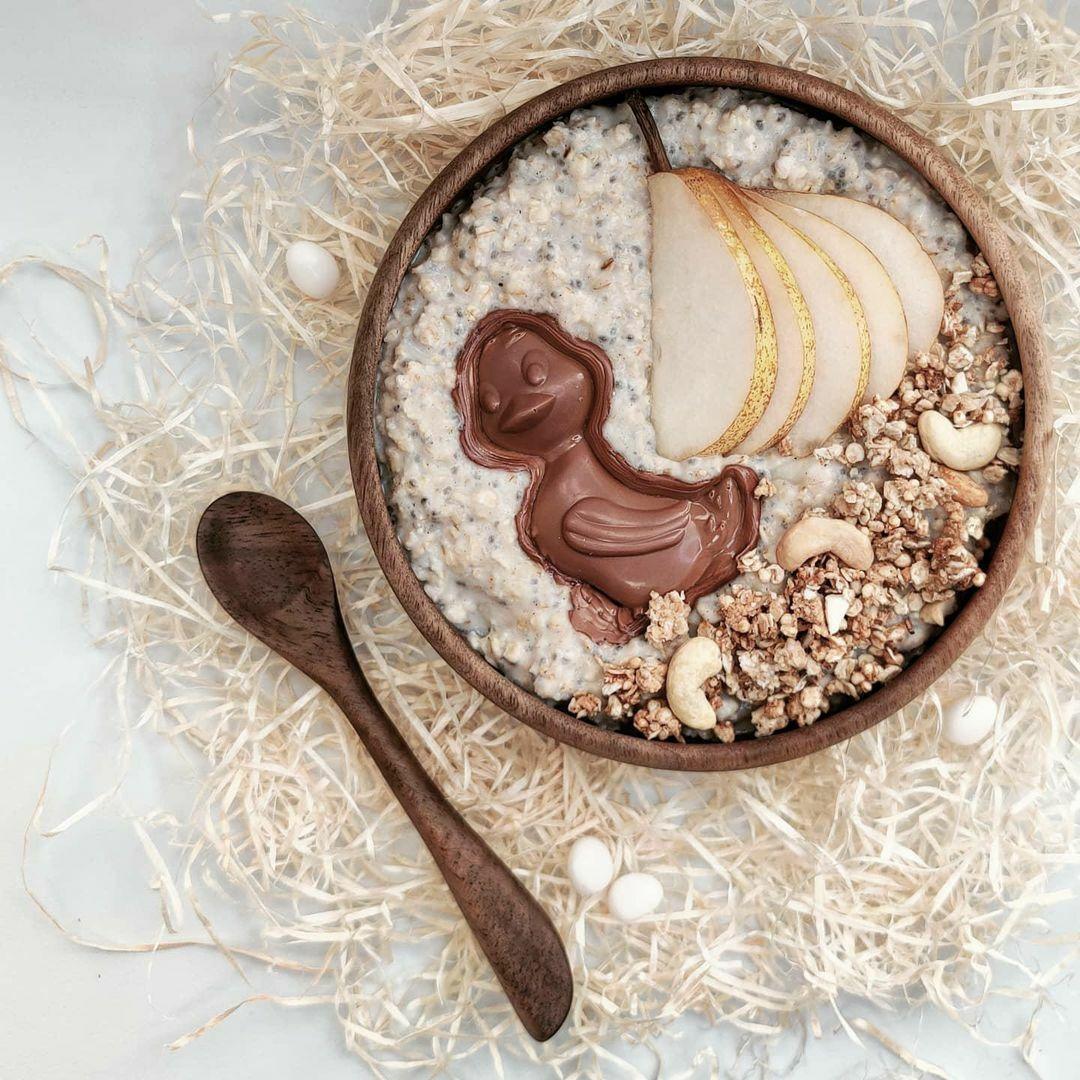 Porridge @marieroudiere