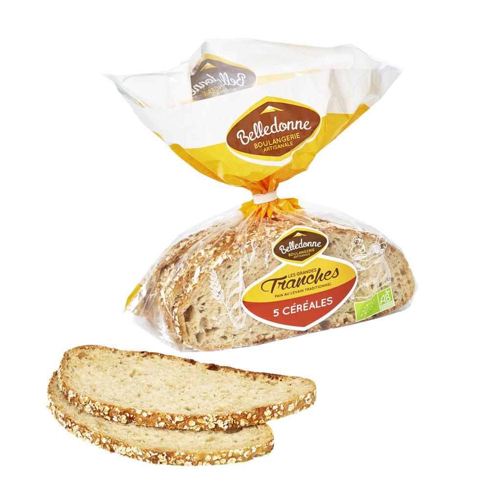 Produit 1135402 Sachet GT-5-cereales
