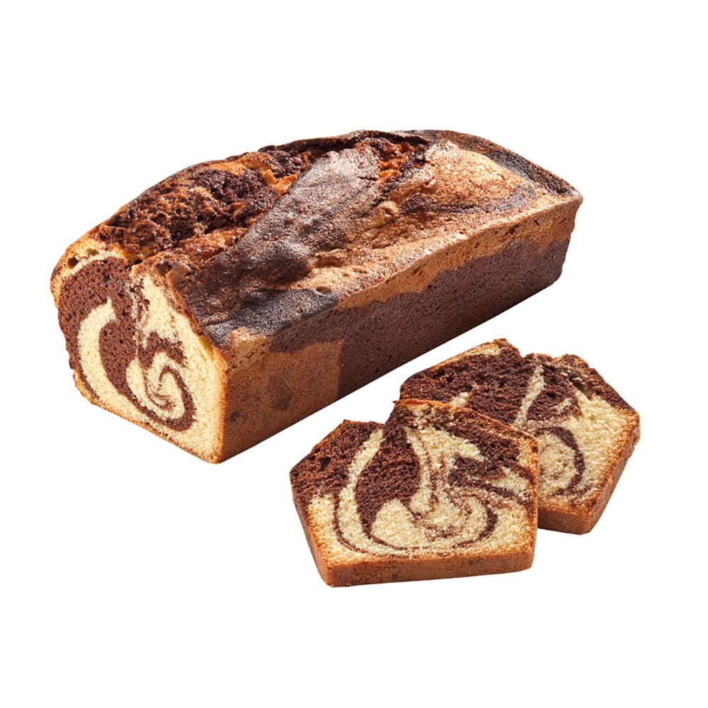 Produit 21305 Quatre Quart Marbre Cacao