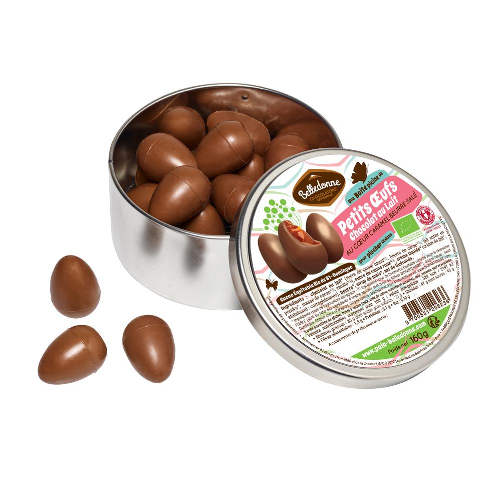 Produit 6117934 Boite Oeufs Caramel