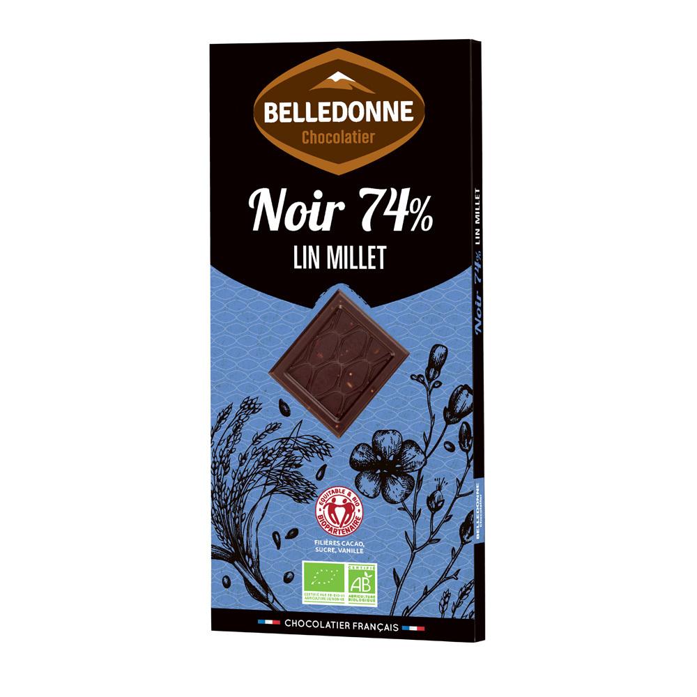 Produit 6180644 Tablette Noir 74 Lin Millet