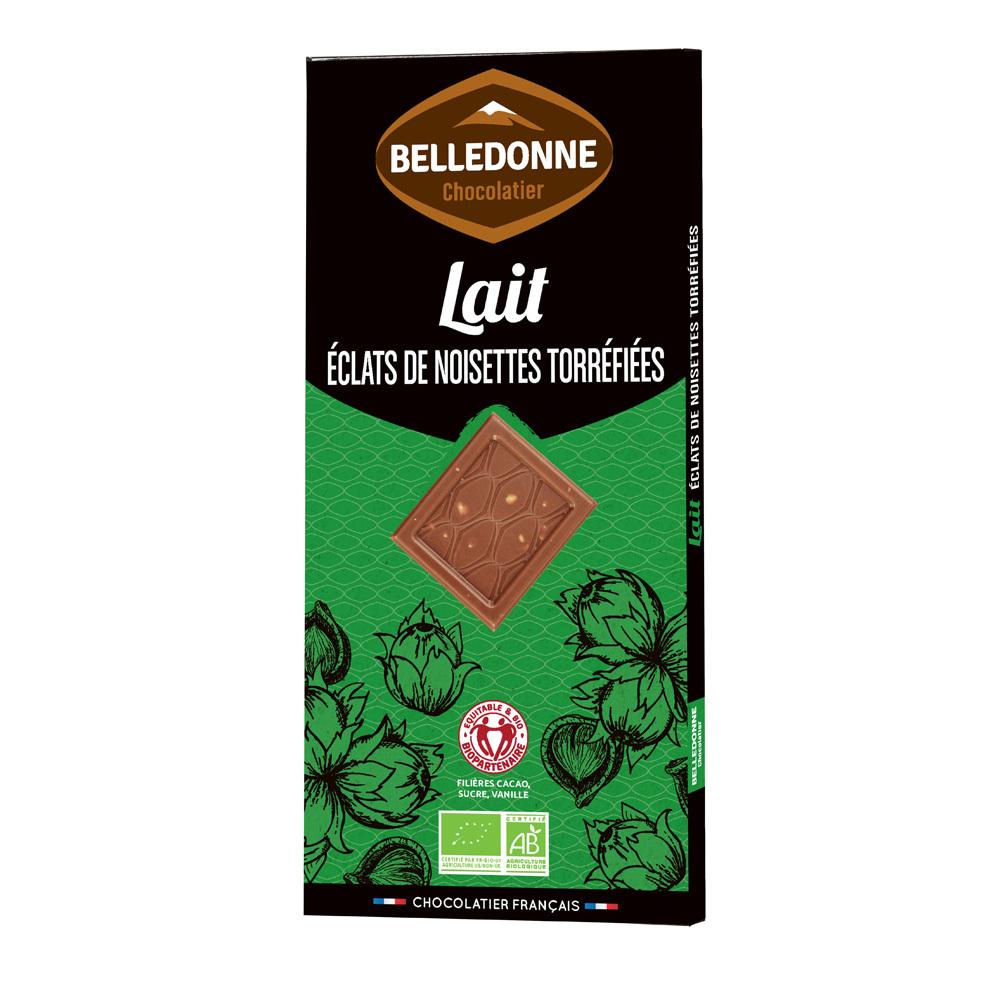 Produit 6183044 Tablette Lait Noisettes