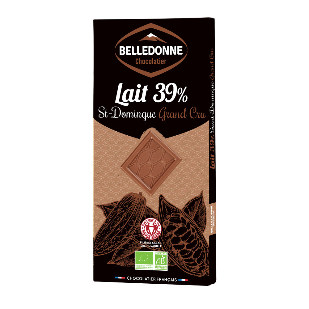 Produit 6183244 Tablette Grand Cru Lait