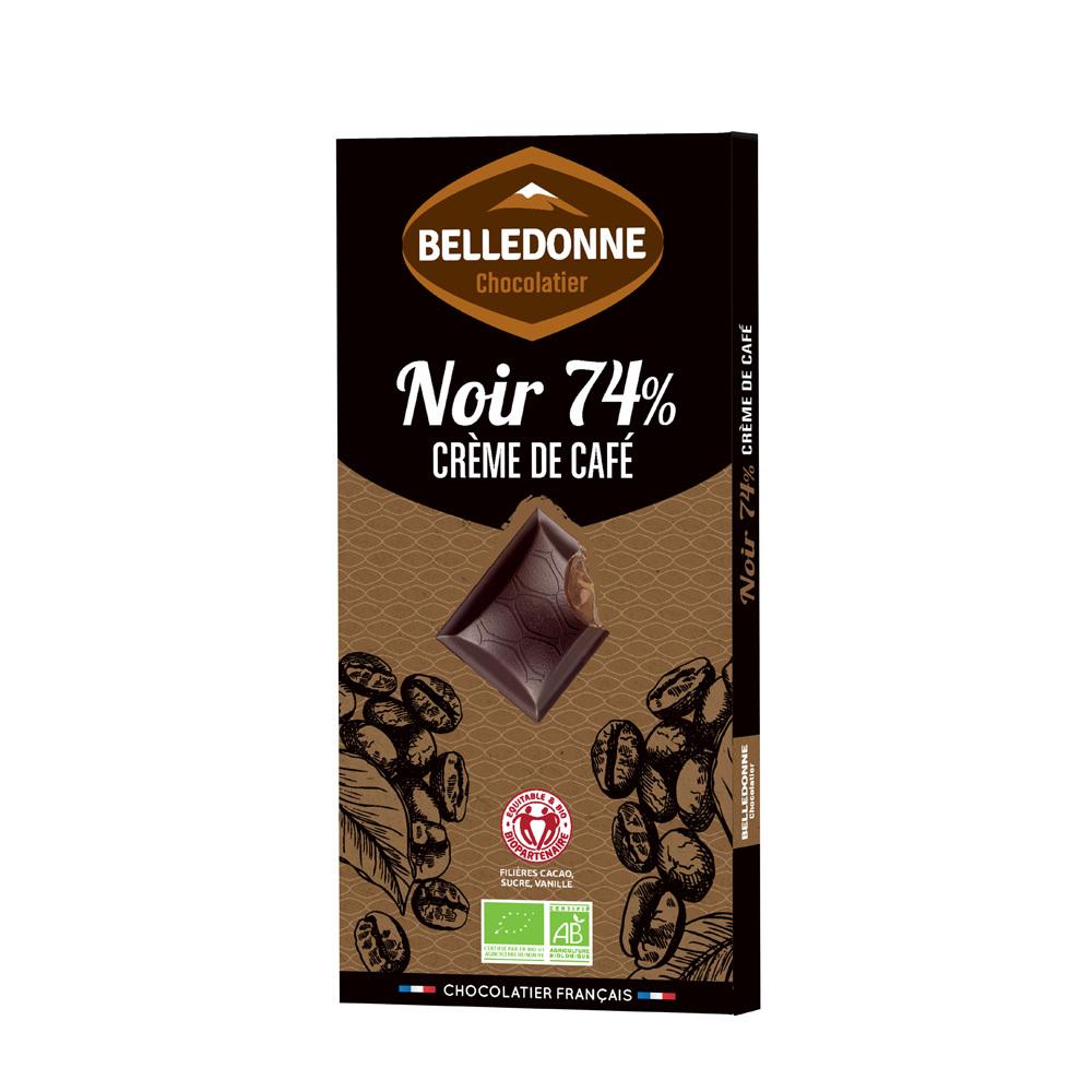 Produit 6185041 Tablette Noir 74 Crème De Café