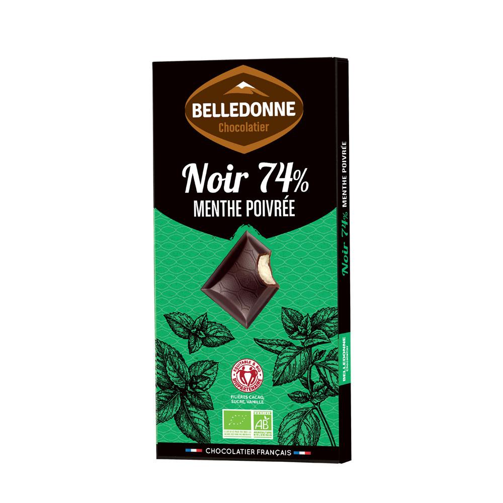 Produit 6185241 Tablette Noir 74 Menthe Poivrée