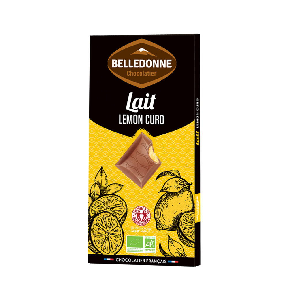 Produit 6187041 Tablette Lait Lemon Curd