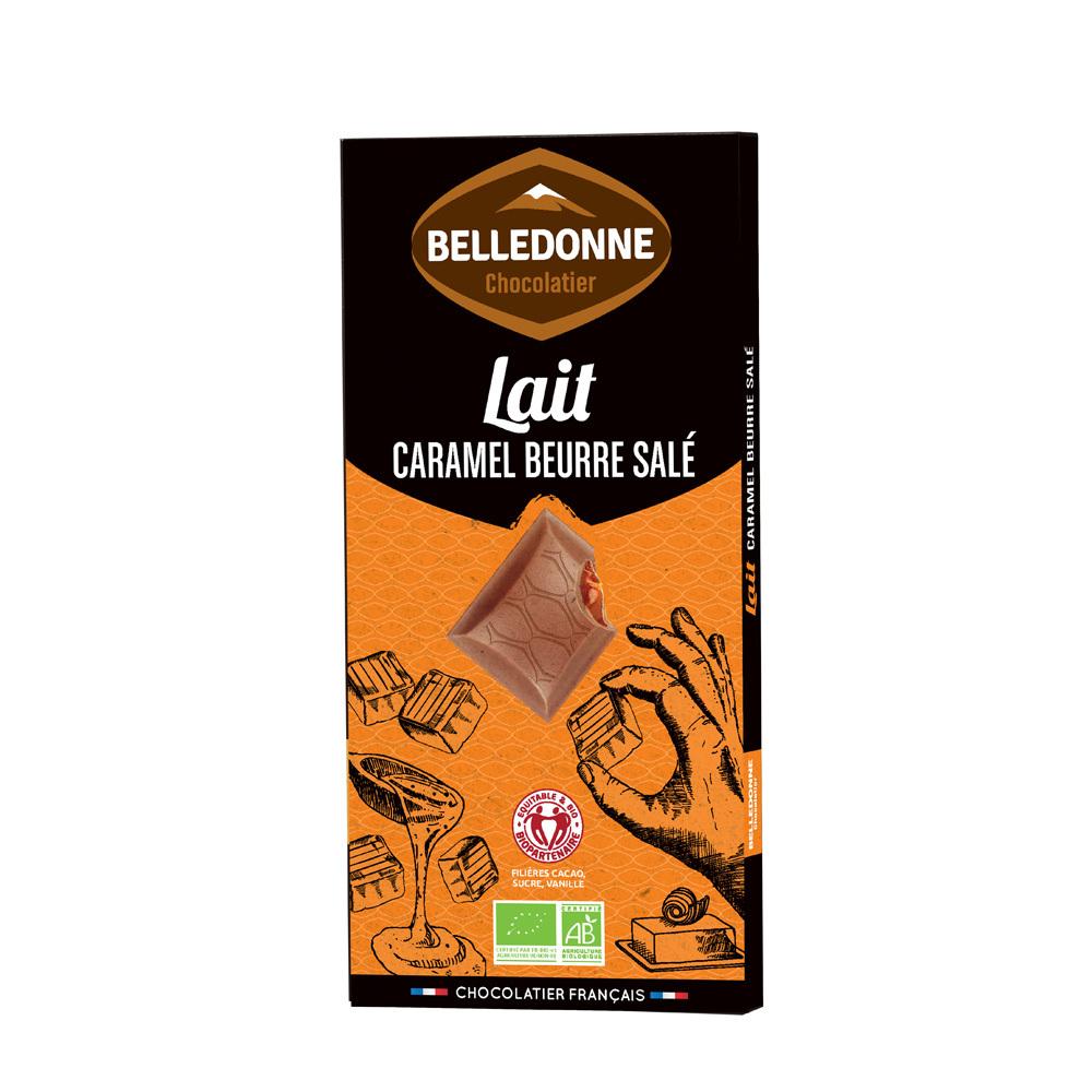 Produit 6187141 Tablette Lait Caramel Beurre Salé