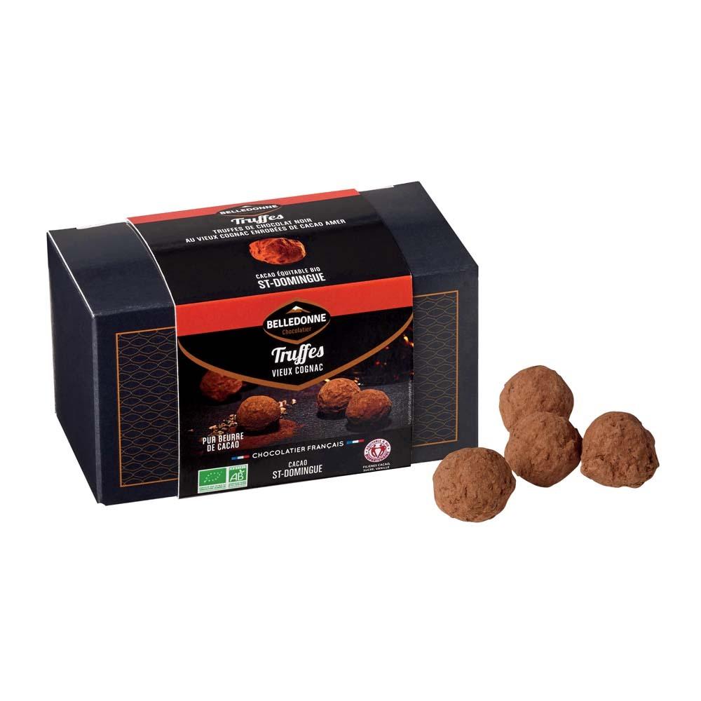 Produit 6130438 Ballotin Truffes Vieux Cognac