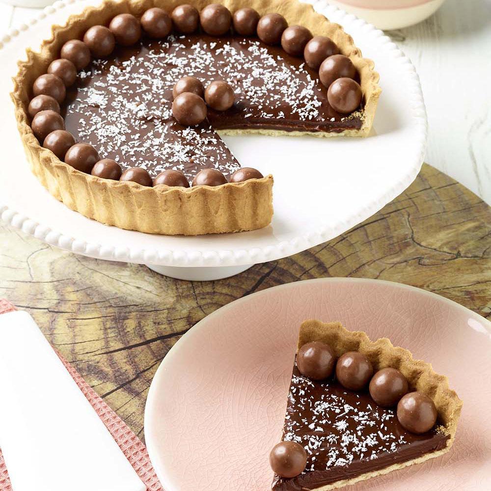 Tarte Au Chocolatt