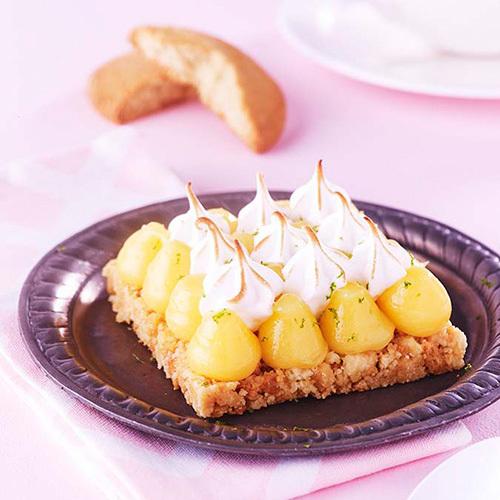 Recette Tarte Citron Sable Citron