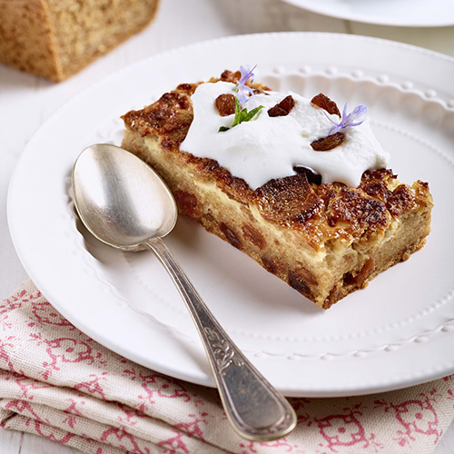 Recette New Pudding